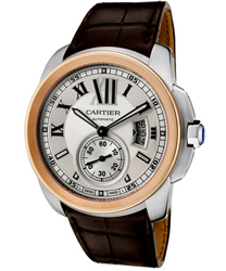 Cartier Calibre Men's Watch Model: W7100039