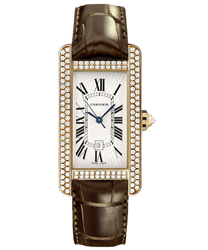 Cartier Tank Americaine   Model: WB704751