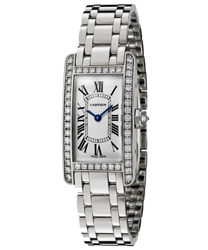 Cartier Tank Americaine   Model: WB7073L1