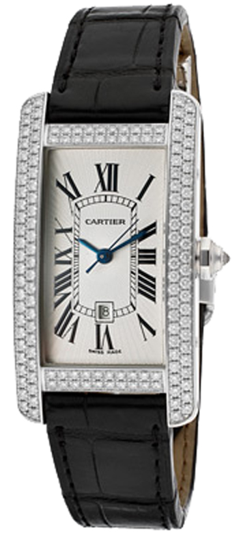 Cartier Tank Americaine Unisex Watch Model WB710002