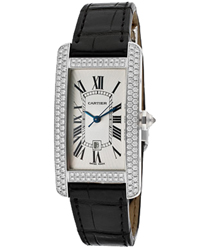 Cartier Tank Americaine   Model: WB710002