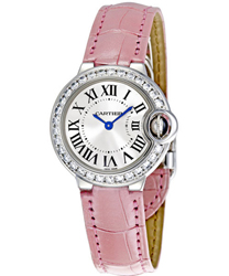 Cartier Ballon Bleu Ladies Watch Model WE900351