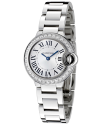 Cartier Ballon Bleu Ladies Watch Model WE9003Z3