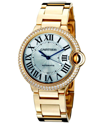 Cartier Ballon Bleu Unisex Watch Model WE9004Z3