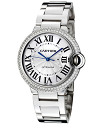Cartier Ballon Bleu Unisex Watch Model WE9006Z3