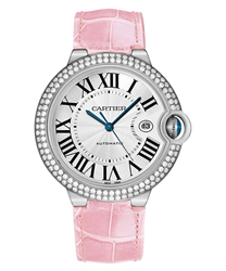 Cartier Ballon Bleu Mens Wristwatch