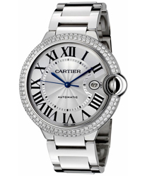 Cartier Ballon Bleu Men's Watch Model WE9009Z3