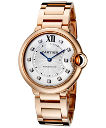 Cartier Ballon Bleu Unisex Watch Model WE902026