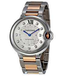 Cartier Ballon Bleu Unisex Wristwatch Model: WE902031