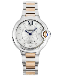 Cartier Ballon Bleu Ladies Watch Model WE902044