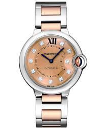 Cartier Ballon Bleu Ladies Watch Model WE902054