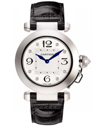 Cartier Pasha Ladies Watch Model WJ11902G