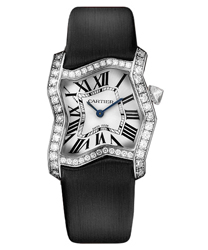 Cartier Tank Folle Ladies Wristwatch