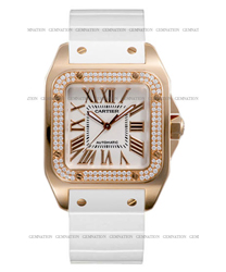 Cartier Santos Unisex Watch Model WM50450M