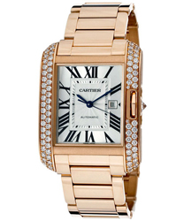 Cartier Tank Ladies Watch Model WT100003