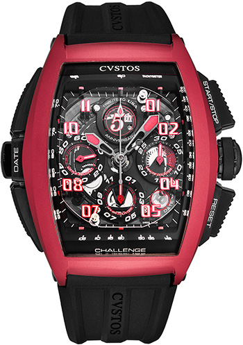 Cvstos Chalenge 5TH Men's Watch Model 10002CH5THER 01