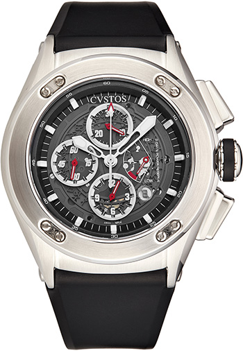 Cvstos ChalengeR 50 Men's Watch Model 11016CHR50AC 01
