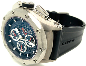 Cvstos ChalengeR 50 Men's Watch Model 11016CHR50TILH1 Thumbnail 4