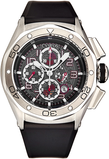 Cvstos ChalengeR 50 Men's Watch Model 11042CHR50HFAC1