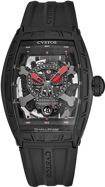 Cvstos ChalengeJtl Men's Watch Model 11045CHJSLACSK2