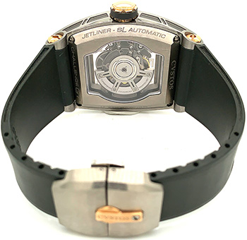 Cvstos ChalngeJtlGT Men's Watch Model 12049CHJSLTIC10 Thumbnail 4
