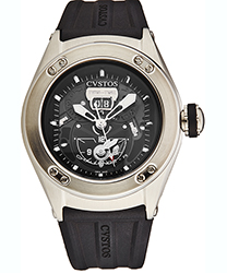 Cvstos ChalengeR TT Men's Watch Model: 4008TTRAC 01