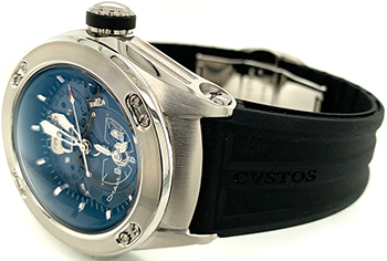Cvstos ChalengeR TT Men's Watch Model 4008TTRAC 01 Thumbnail 2
