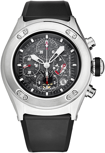 Cvstos Challenge R Men's Watch Model 4009R44AC 01