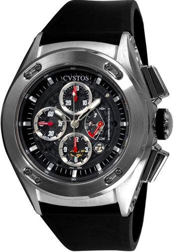 Cvstos Challenge-R Men's Watch Model CVCRRNSTGR