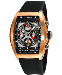 Cvstos Challenge Mens Wristwatch