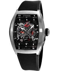 Cvstos Challenge Men's Watch Model: CVQPTNSTGR