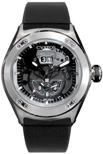 Cvstos Challenge-R Men's Watch Model CVTTRNSTGR