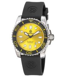 Deep Blue Sea Ram Mens Watch Model SRQ2YEL