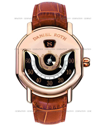 Daniel Roth Ellipsocurvex Mens Wristwatch