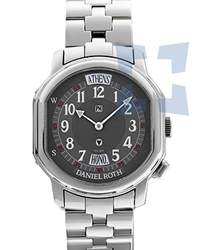 Daniel Roth Metropolitan Men's Watch Model 857.X.10.189.B1.BD