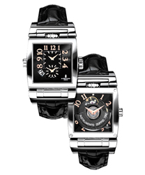 DeGrisogono Instrumento Men's Watch Model: DOPPTRENO1