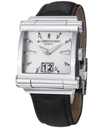 DeGrisogono Instrumento Men's Watch Model GRANDEN01