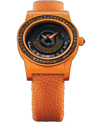 DeGrisogono Tondo by Night  Ladies Watch Model: Tondo-by-Night-Orange