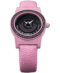 DeGrisogono Tondo by Night  Ladies Watch Model Tondo-by-Night-Pink