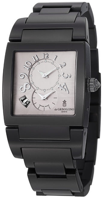 DeGrisogono Instrumento No. Uno Men's Watch Model UNODFN05B