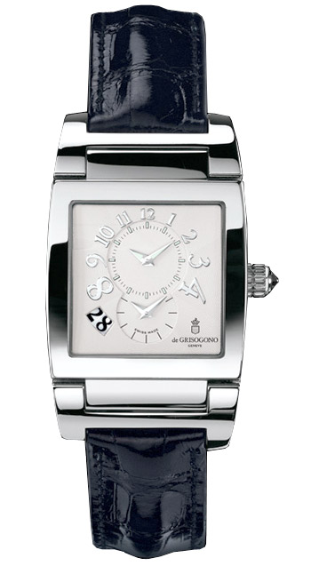 DeGrisogono Instrumento No. Uno Men's Watch Model UNODFNO1