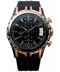 EDOX Grand Ocean Mens Wristwatch
