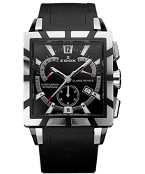 EDOX Classe Royale Men's Watch Model 01504-357N-NIN