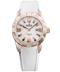 EDOX Royal Lady Ladies Watch Model 37007-357R-NAIR