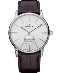 EDOX Les Bemonts Mens Wristwatch