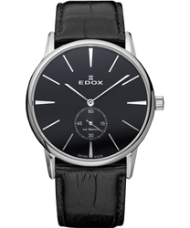 EDOX Les Bemonts Men's Watch Model 72014-3-NIN