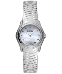 Ebel Classic Ladies Watch Model 1215266