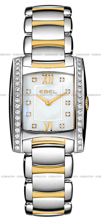 Ebel Brasilia Ladies Watch Model 1215769