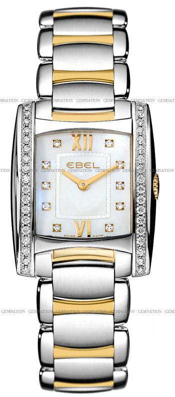 Ebel Brasilia Ladies Watch Model 1215781