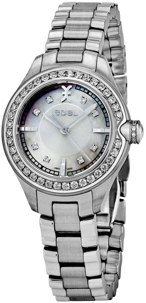 Ebel Onde Ladies Watch Model 1216096 Thumbnail 2